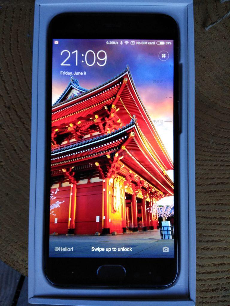 Xiaomi Mi 6 Mi6 Smartphone