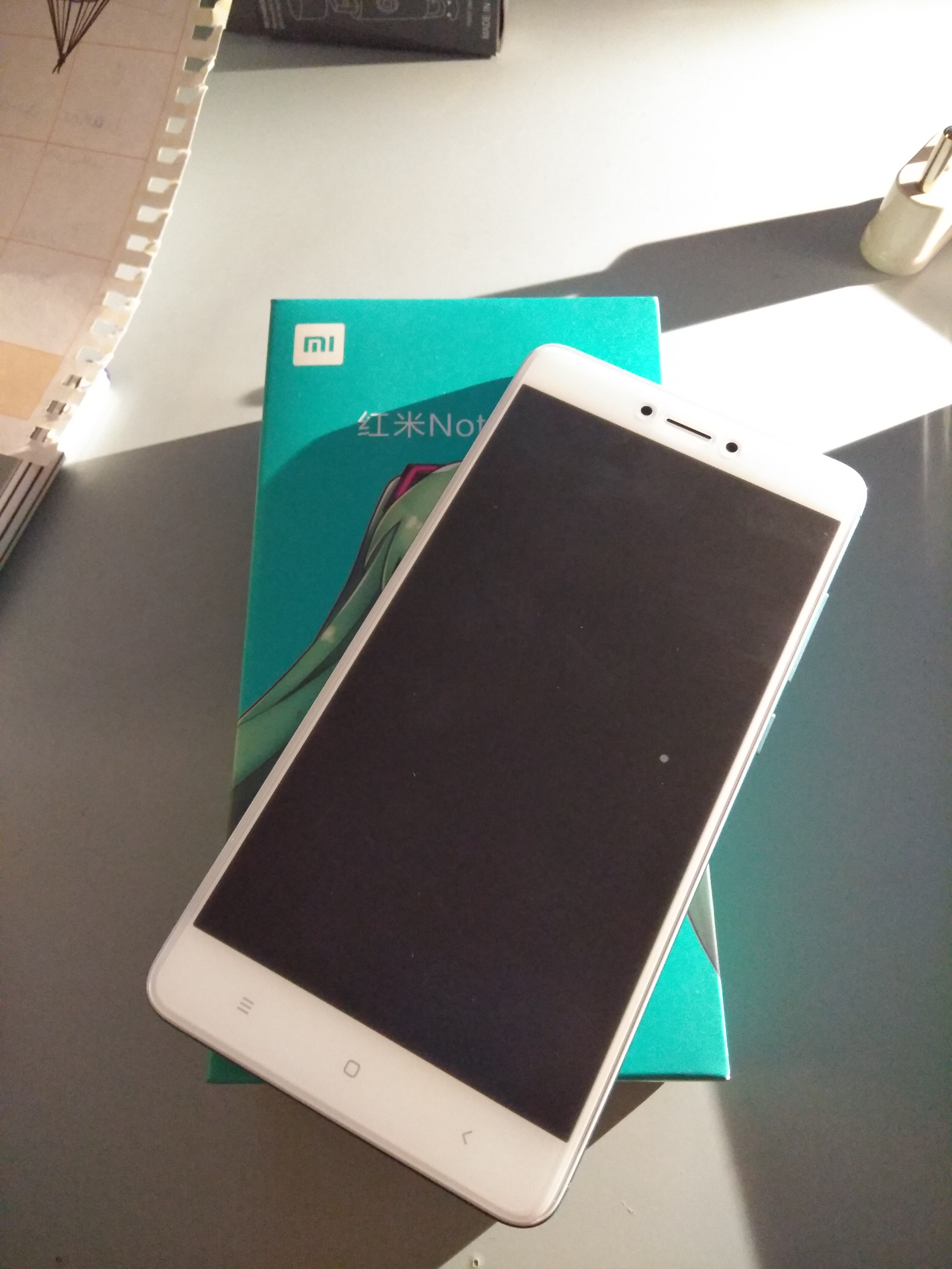 Xiaomi Redmi Note 4X Special Hatsune Miku Edition EUR138