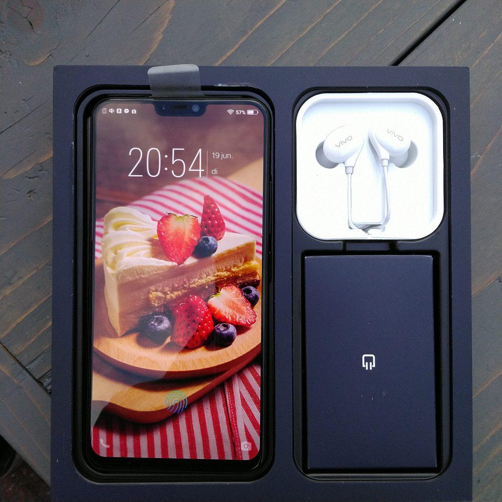 Vivo X21 UD Smartphone