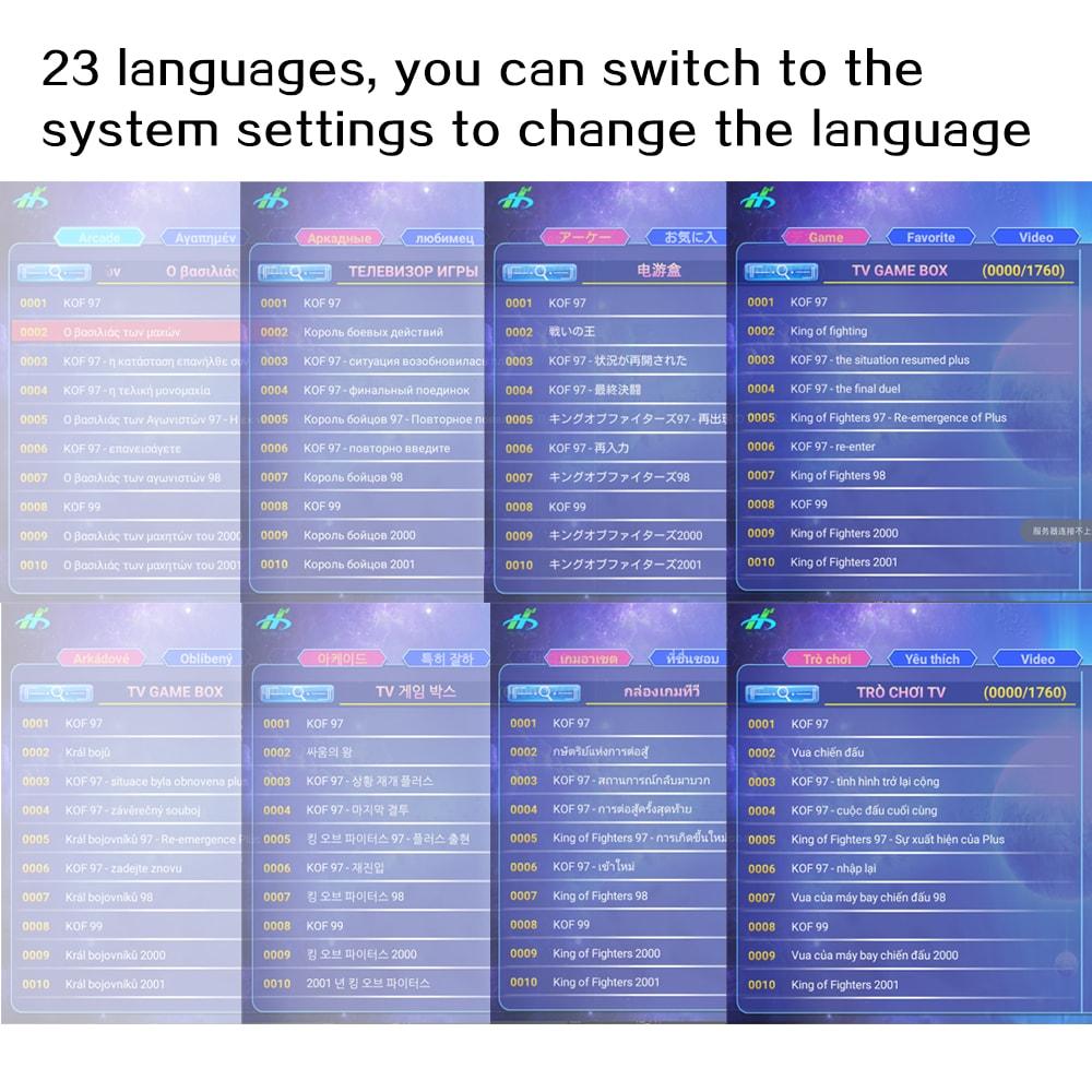 Console met 1706 games