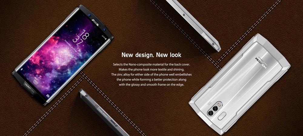 HomTom HT70 Smartphone