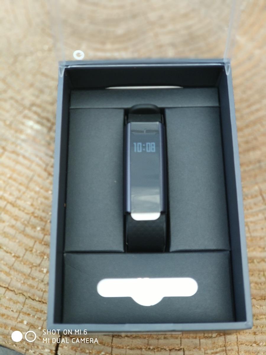 Review Xiaomi Amazfit Arc Smart Bracelet Gadgets From