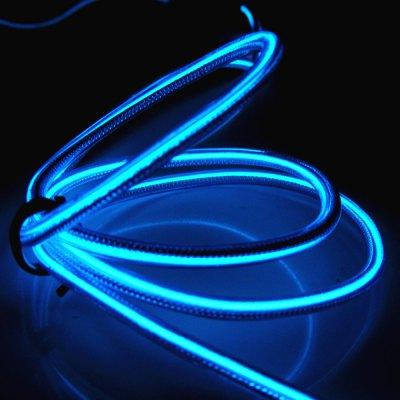 in ear koptelefoon met led verlichting