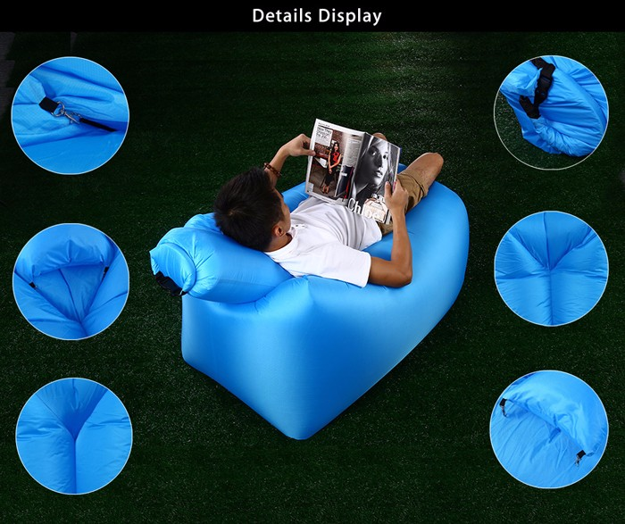 opblaasbare relax stoel kussen 21 gadgets from china