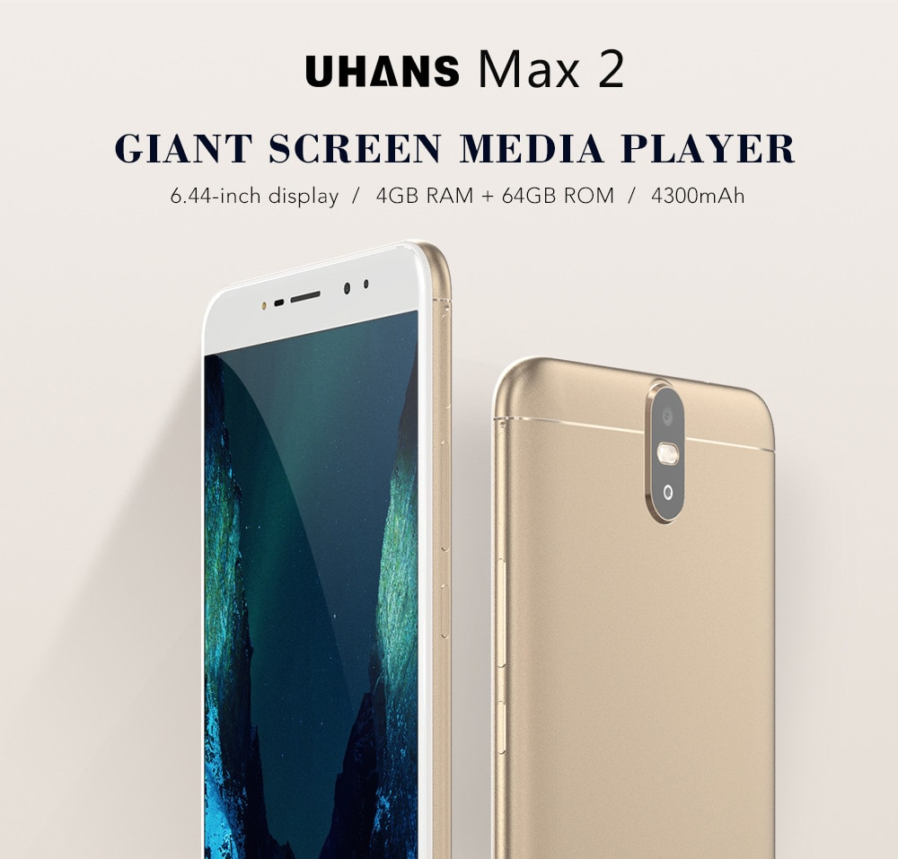 UHans Max 2 Smartphone