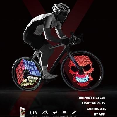 ÜberGadget voor de fiets! Werkt via App! €40 – Gadgets From China