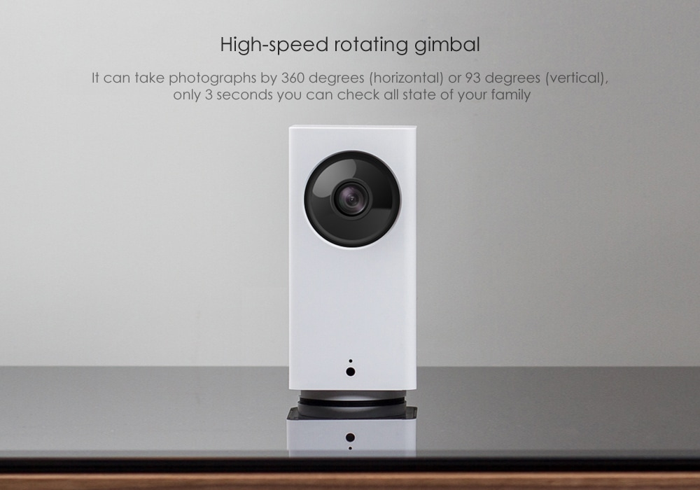 Xiaomi Dafang WIFI IP Camera