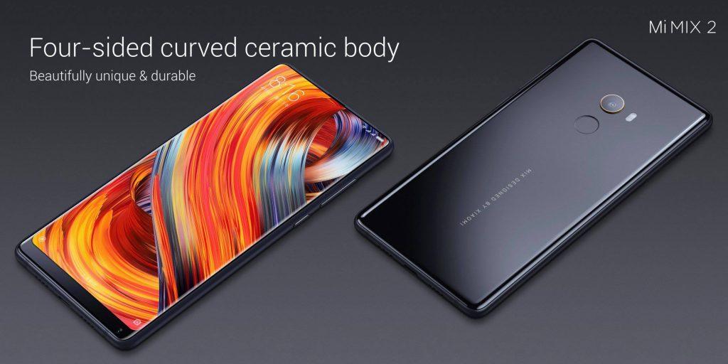 Xiaomi Mi Mix 2 6GB-64GB Smartphone