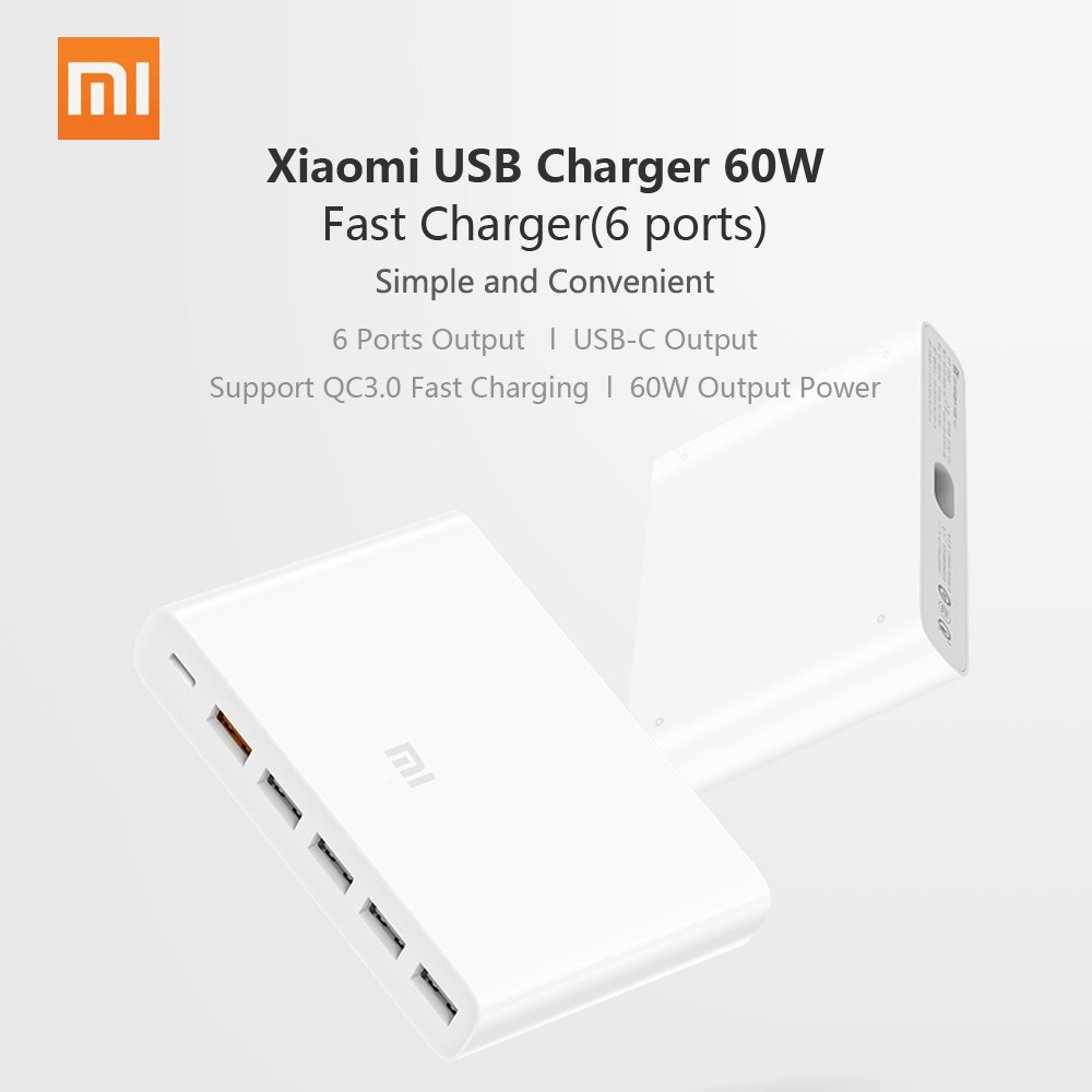 Xiaomi QC3.0 Fast Charger