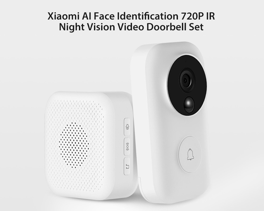Xiaomi Ai Face Id Video Deurbel 62 Gadgets From China