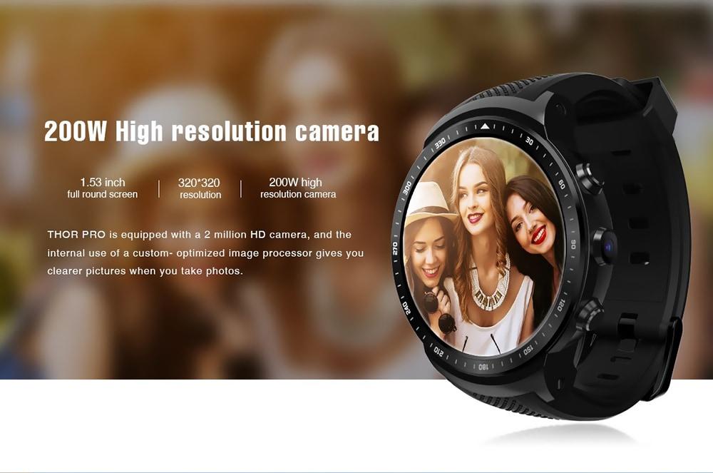Zeblaze Thor Pro Android Smartwatch